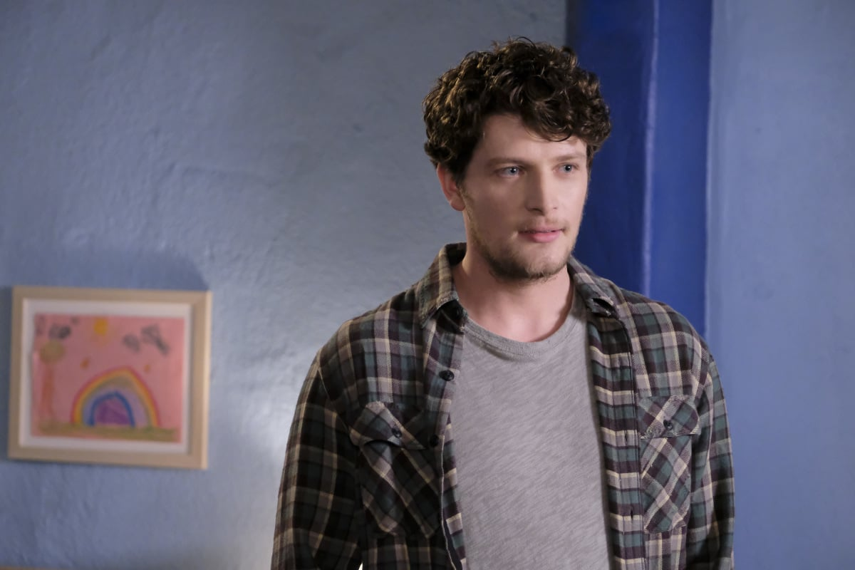 Jane the Virgin Michael Brett Dier