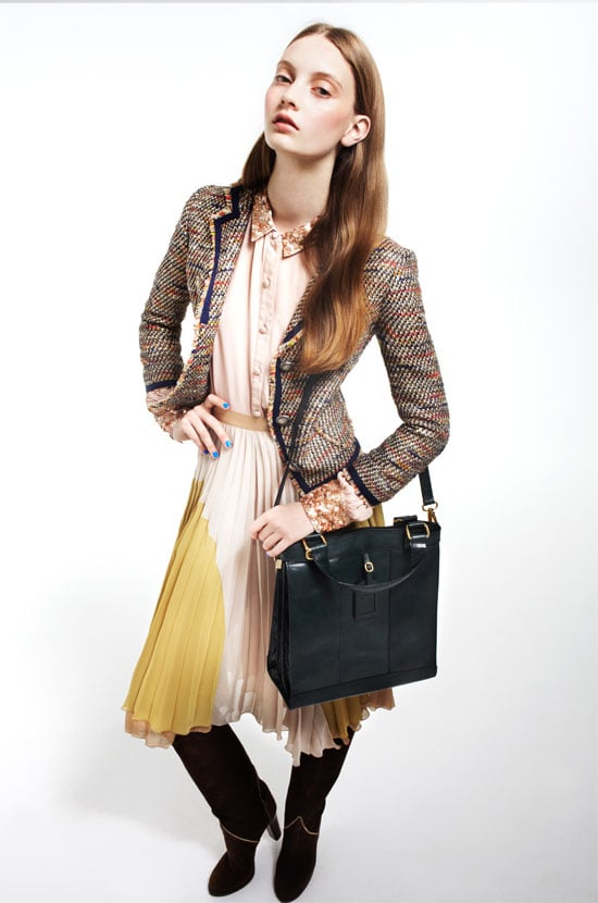 Topshop Fall 2011: Prim & Polished