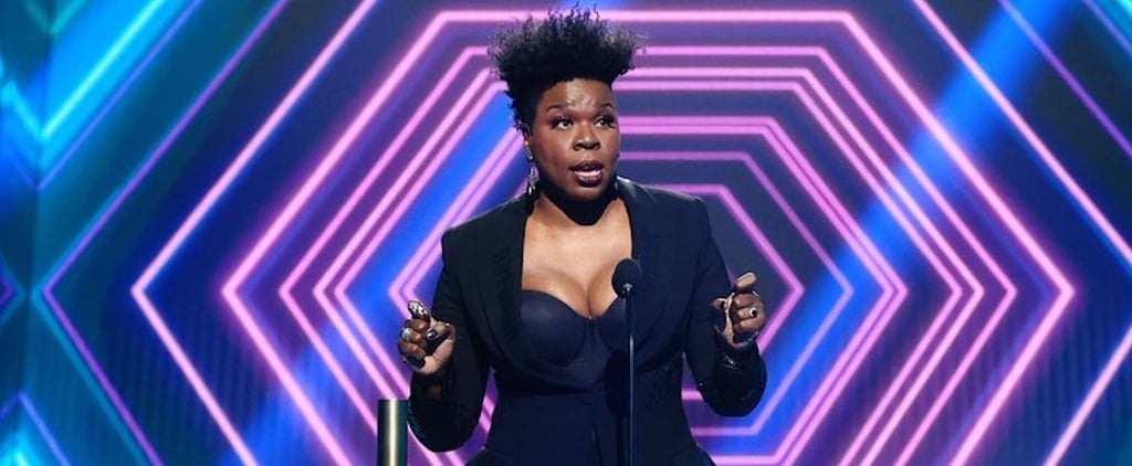 Leslie Jones's Black Lives Matter Christian Siriano Suit