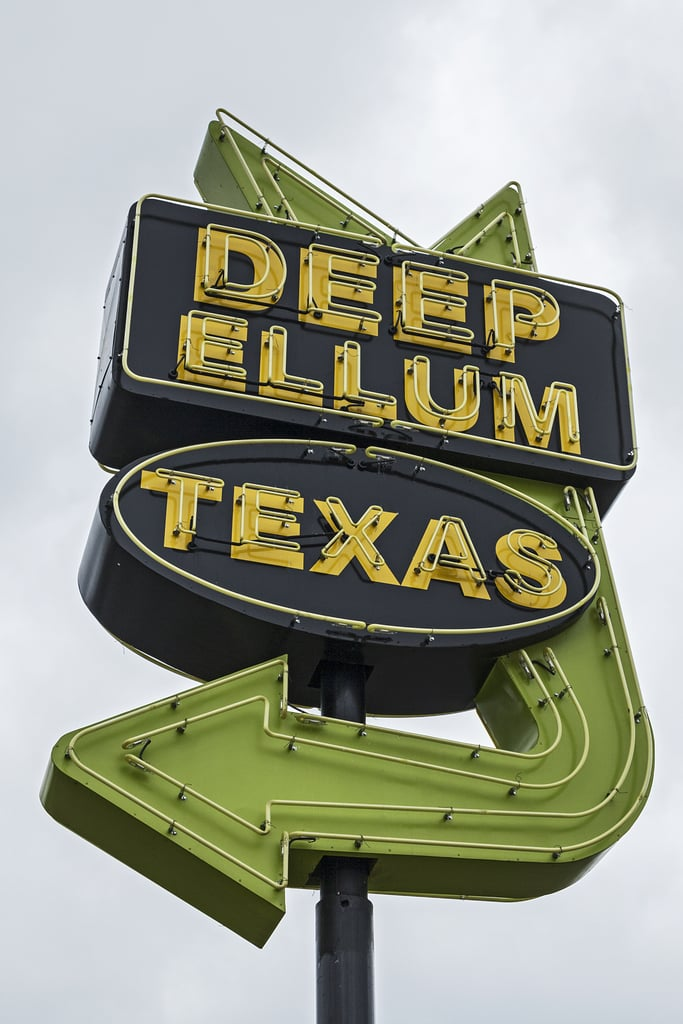 The Deep Ellum Neighborhood