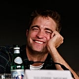 Robert Pattinson Does Maps to the Stars Press | Pictures