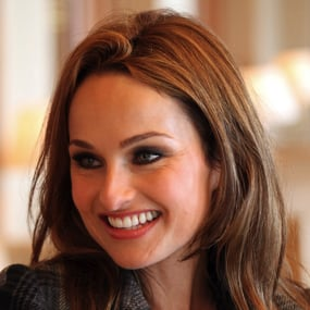 Giada De Laurentiis Interview in Redbook