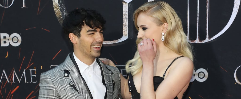 Sophie Turner's Quotes About Joe Jonas in Elle April 2020
