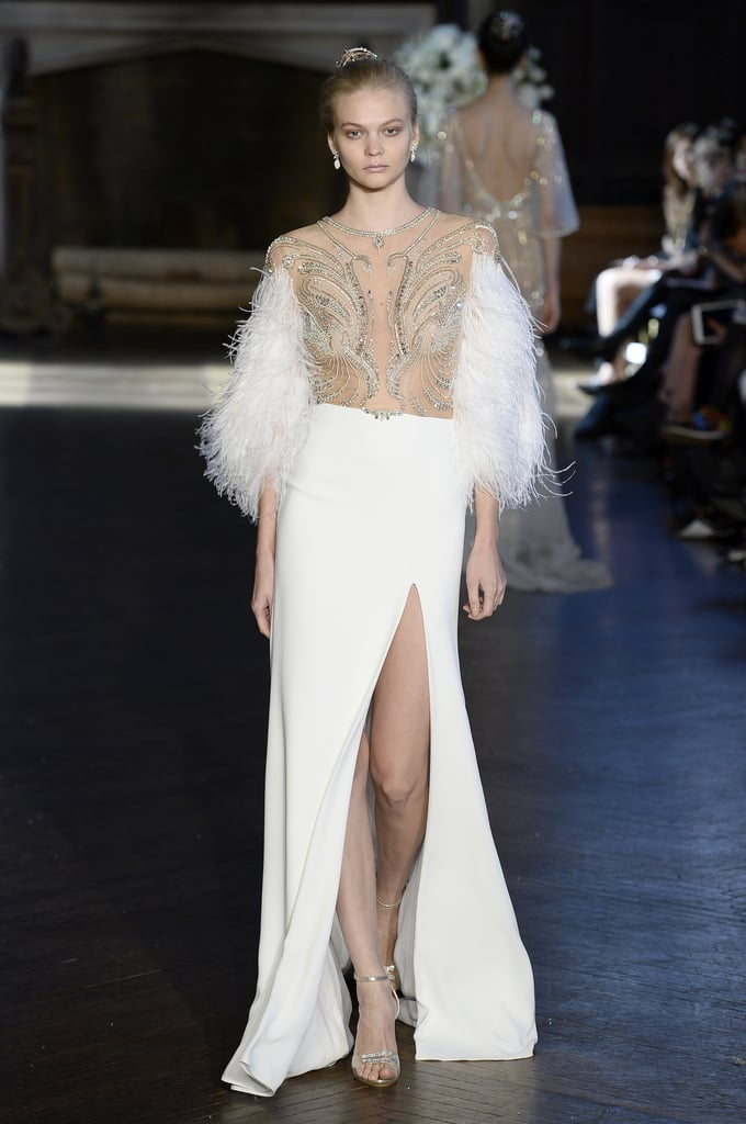 Nontraditional Wedding Dresses Bridal Fashion Week Fall ...