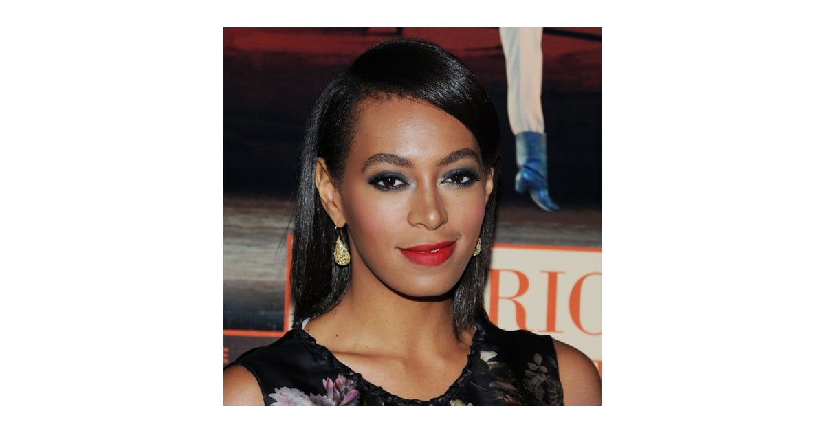 Solange Knowles' Colourful, Dramatic Makeup Look: How To ...
