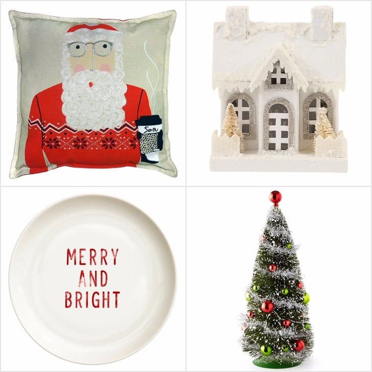 Cheap christmas decorations popsugar smart living for Cheap holiday decorations