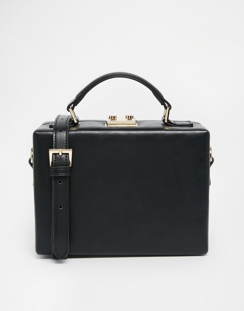 Asos Structured Box Handheld Bag ($73)