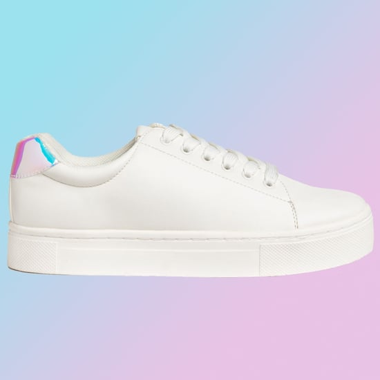 Iridescent Sneakers From H&M