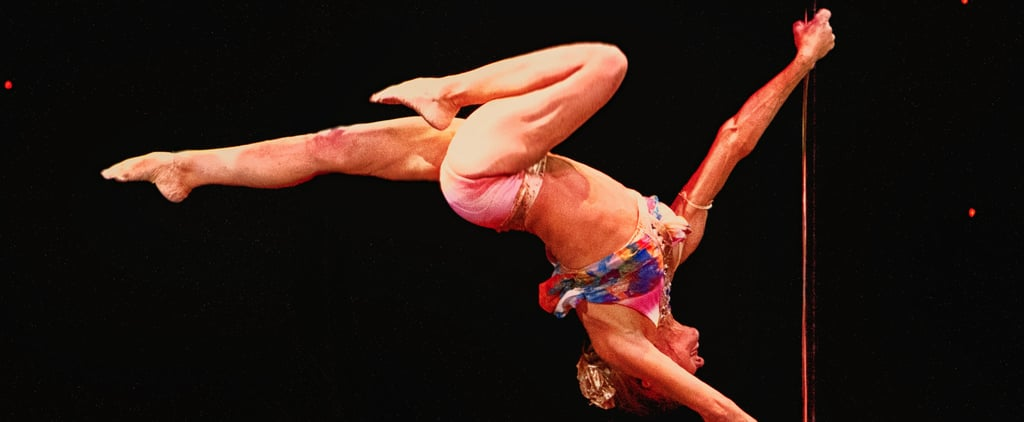 Meet the 66-Year-Old Pole Dancer Proving Age Is Just a Number