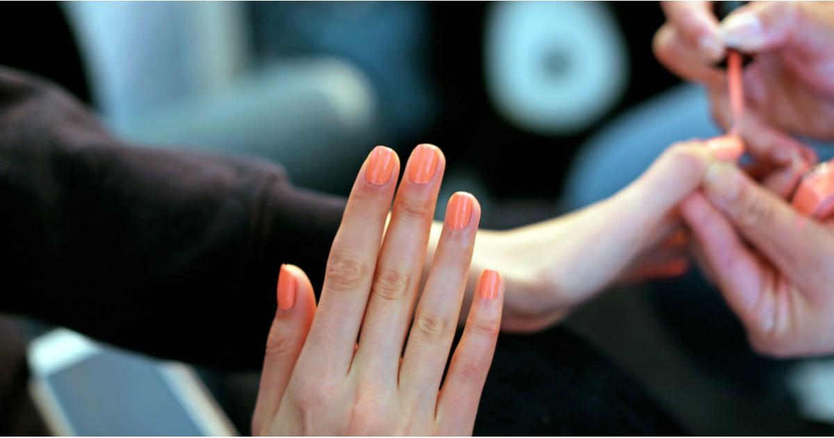 Why Does Shellac Change Colour Popsugar Beauty Australia