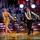 Sophie Ellis-Bextor and Brendan Cole's Charleston