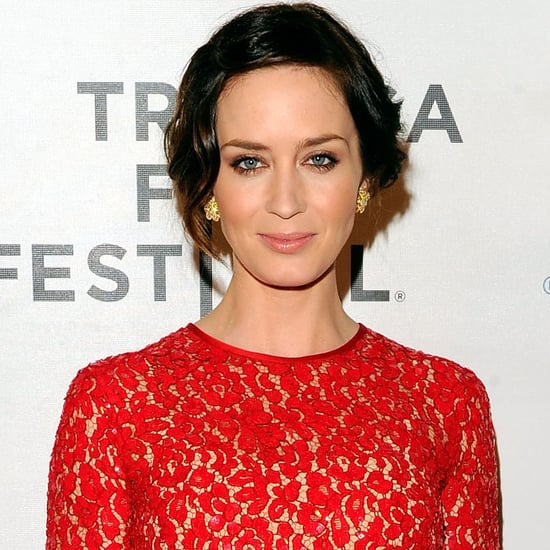 Emily Blunt at Your Sister's Sister Premiere Pictures