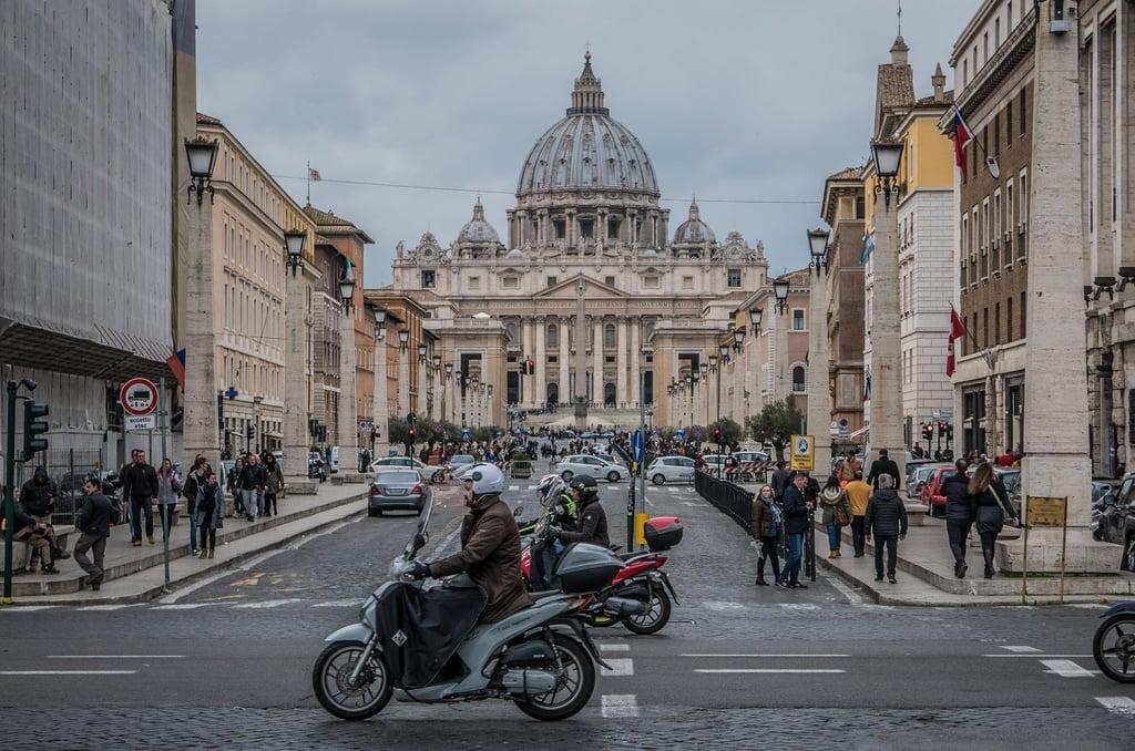 برج الثور (من 20 أبريل إلى 20 مايو): روما