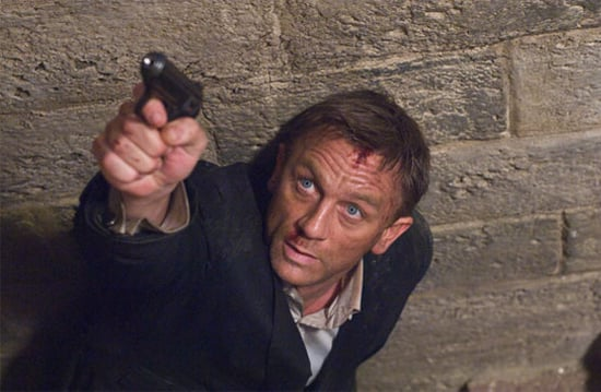 Quantum of Solace Trailer Hits!
