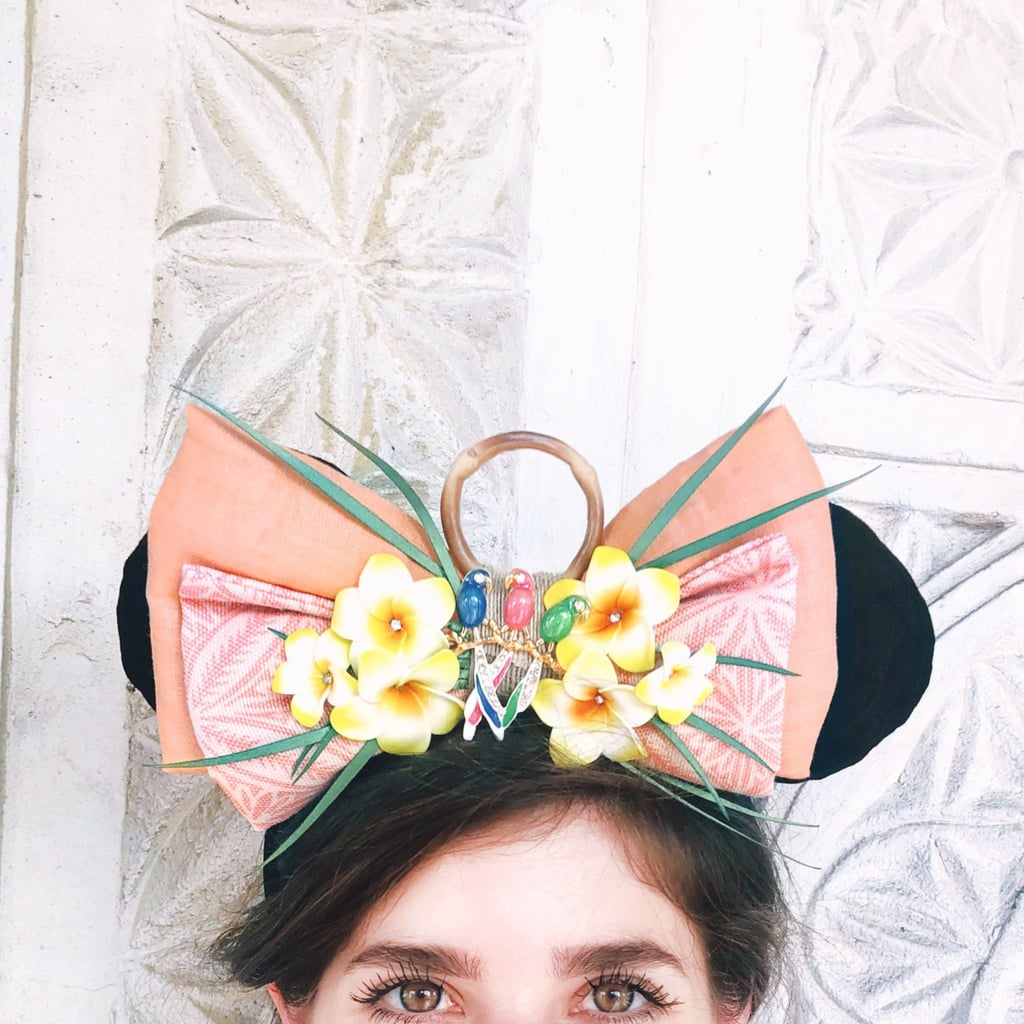 Enchanted Tiki Room Minnie Ears