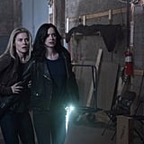 Trish and Jessica From Jessica Jones