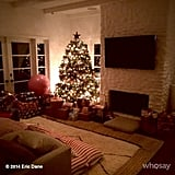 Eric Dane and Rebecca Gayheart were up until 3:30 a.m. wrapping presents for their girls.