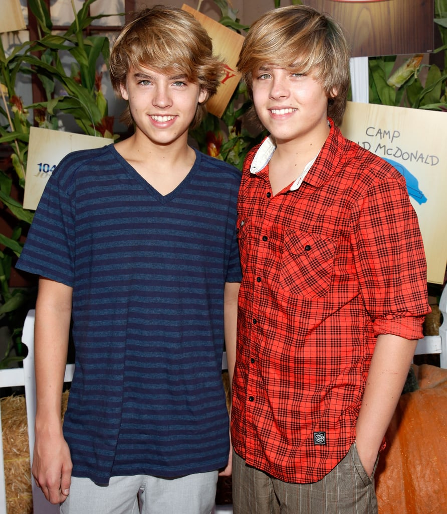 Are Dylan and Cole Sprouse Identical Twins?   POPSUGAR Celebrity