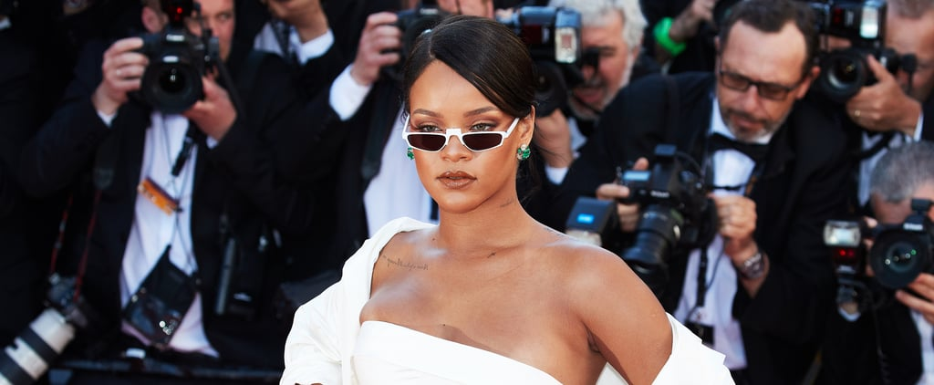 Rihanna Reveals Her Dream Wedding Dress to Anna Wintour