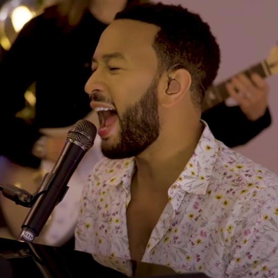 Watch John Legend's Tiny Desk Concert | Video