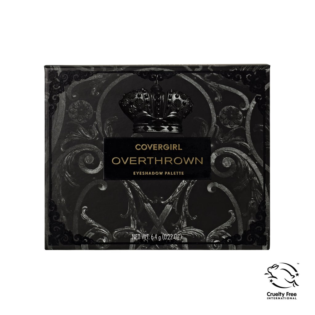 CoverGirl Overthrown Eyeshadow Palette Review