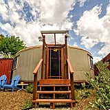 Malibu Farm Yurt on Airbnb