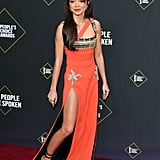Sarah Hyland at the 2019 People's Choice Awards