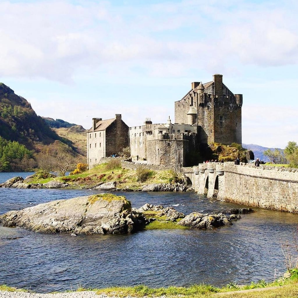 Castles in Scotland | POPSUGAR Smart Living UK