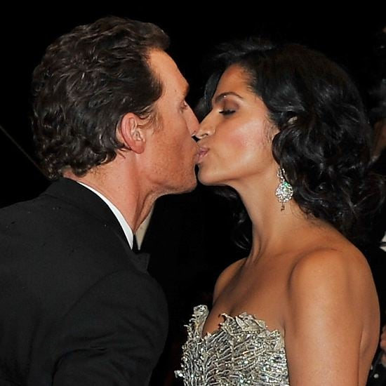 Matthew McConaughey Camila Alves Wedding Details (Video)