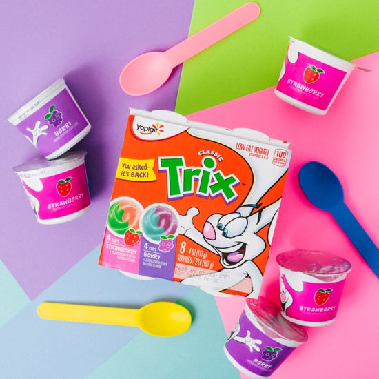 Trix Yogurt Is Making a 2021 Comeback — Where to Buy It Now