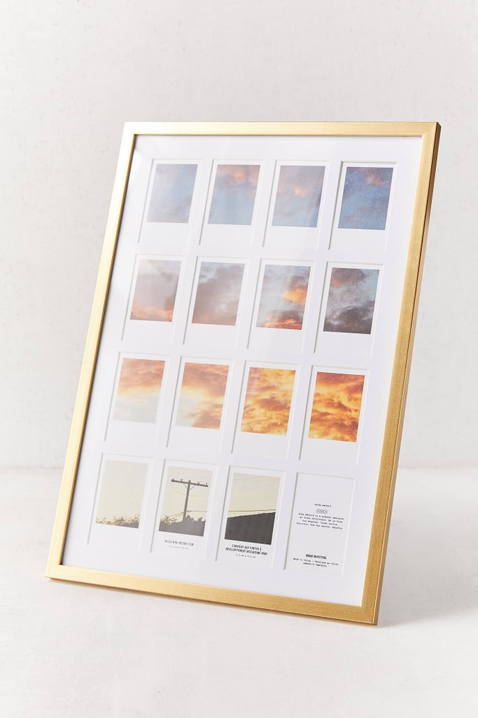 Instax Mini 4x4 Gallery Picture Frame