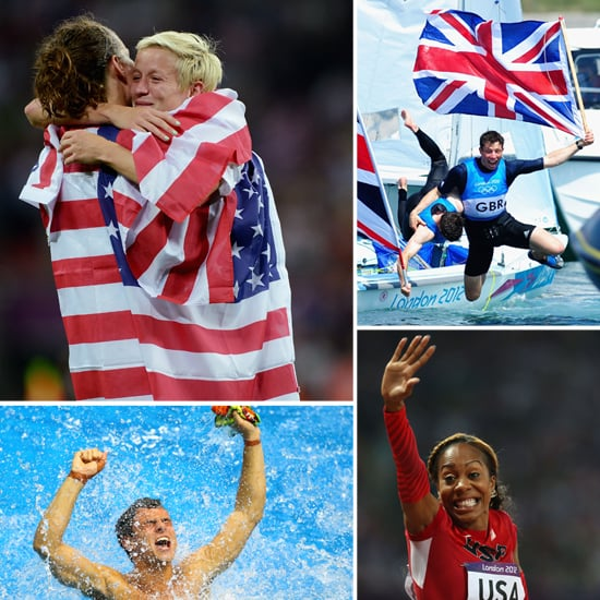 Olympic Crying Pictures
