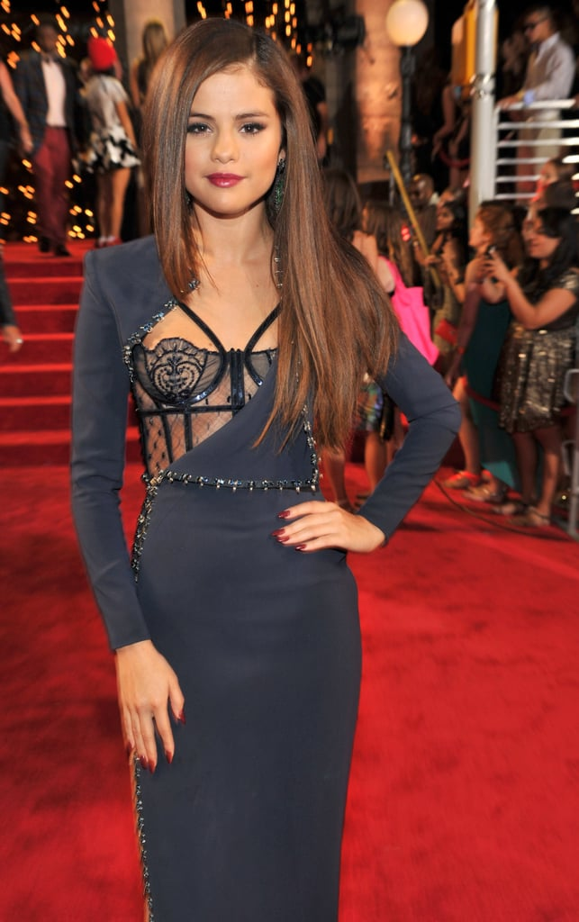 Selena Gomez Leaves Little to the Imagination at the VMAs