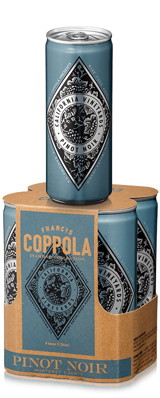 Francis Ford Coppola Pinot Noir Can