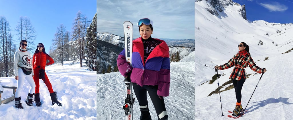 Stylish Ski Clothes and Accessories For Women