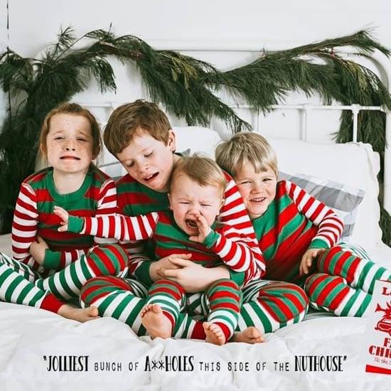 Mom's Funny Christmas Card