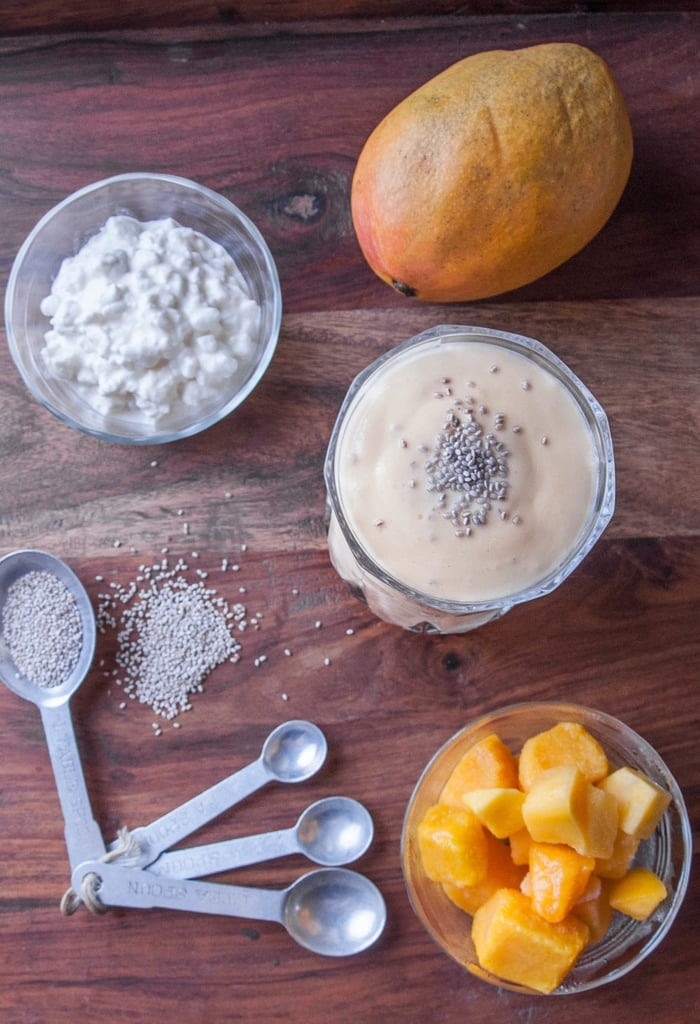 Mango Protein Smoothie