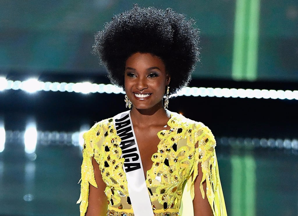 Miss Jamaica Wins Again by Starting the #AfroFriday Movement