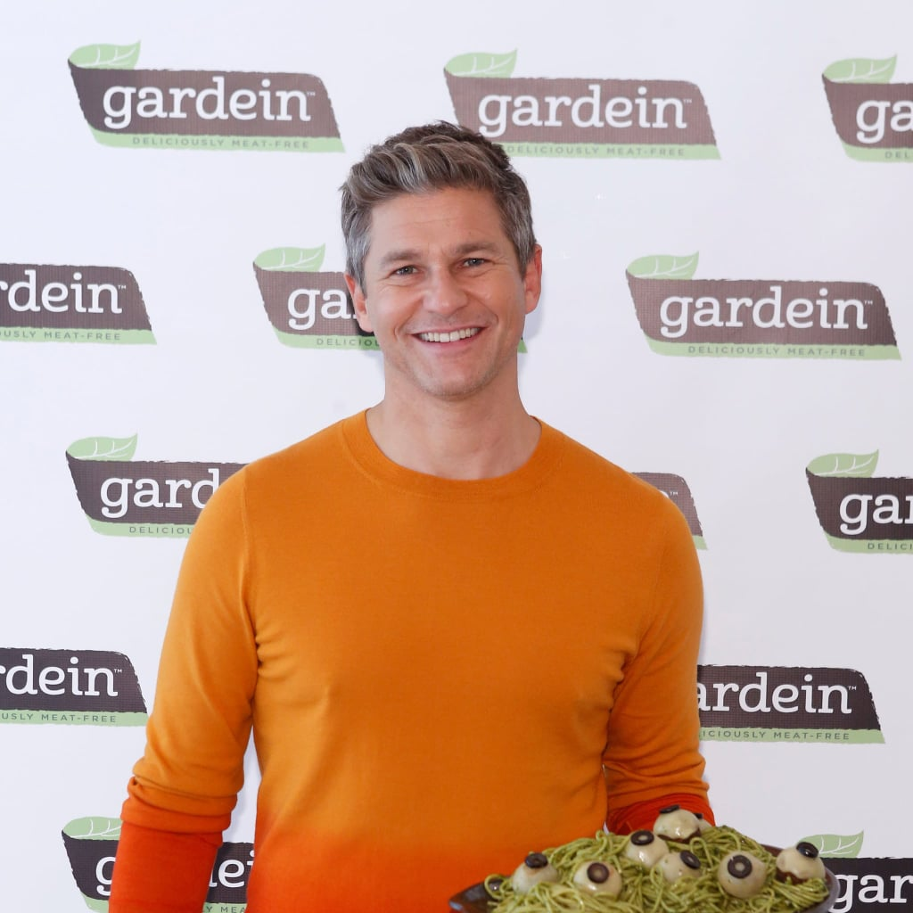 David Burtka on His Family Halloween Costume and Decorations