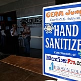 Choose Hand Sanitizers Wisely
