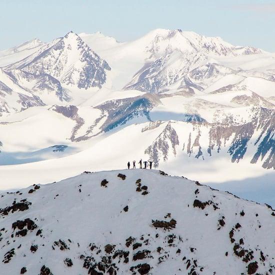 منصة Airbnb تعلن عن رحلة مجانية إلى القارة القطبية الجنوبية