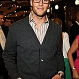 Tom Brady looked dapper at the opening of Ugg For Men in NYC.