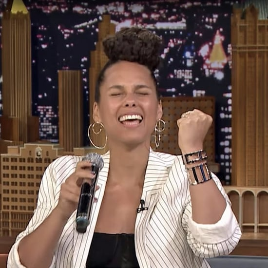 Alicia Keys Musical Impressions With Jimmy Fallon Video
