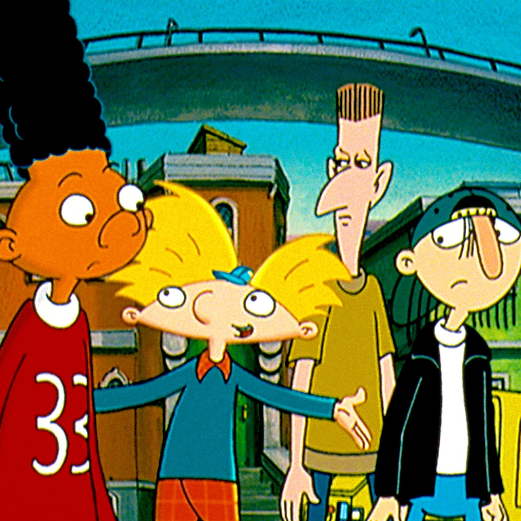 is hey arnold on dvd? | popsugar family