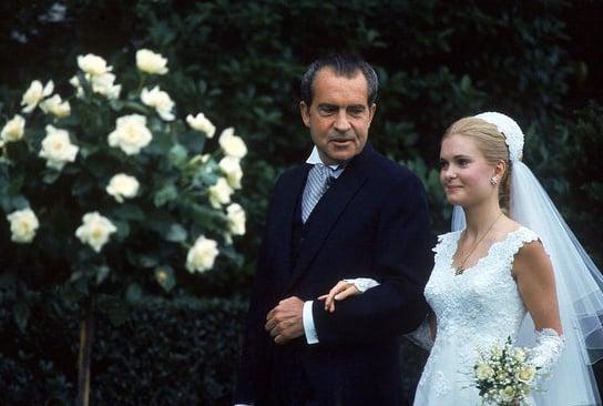 Tricia Nixon — June 12, 1971