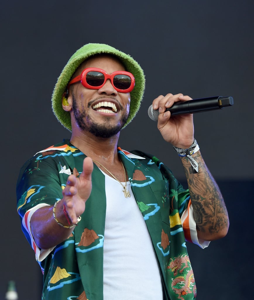 Music Mood Board: Feel-Good Songs by Anderson .Paak