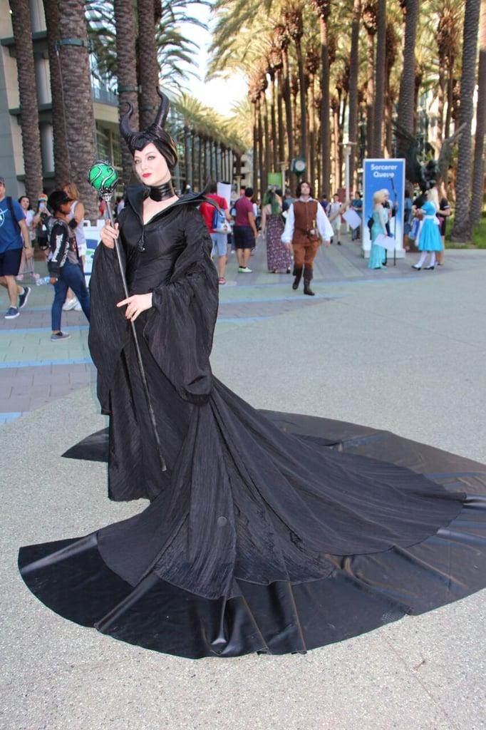 Maleficent — Sleeping Beauty