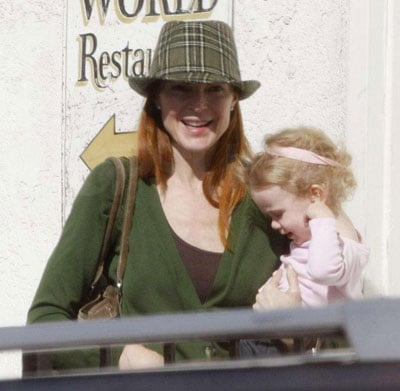Marcia Cross Enjoys a Saturday Brunch With Her Girls