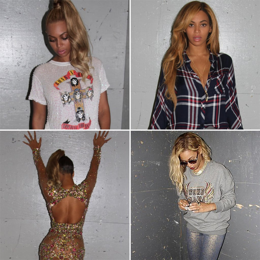 Where Does Beyonce Take Her Selfies?