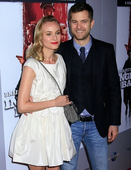 Diane Kruger and Joshua Jackson at the DVD Launch for Inglorious Basterds